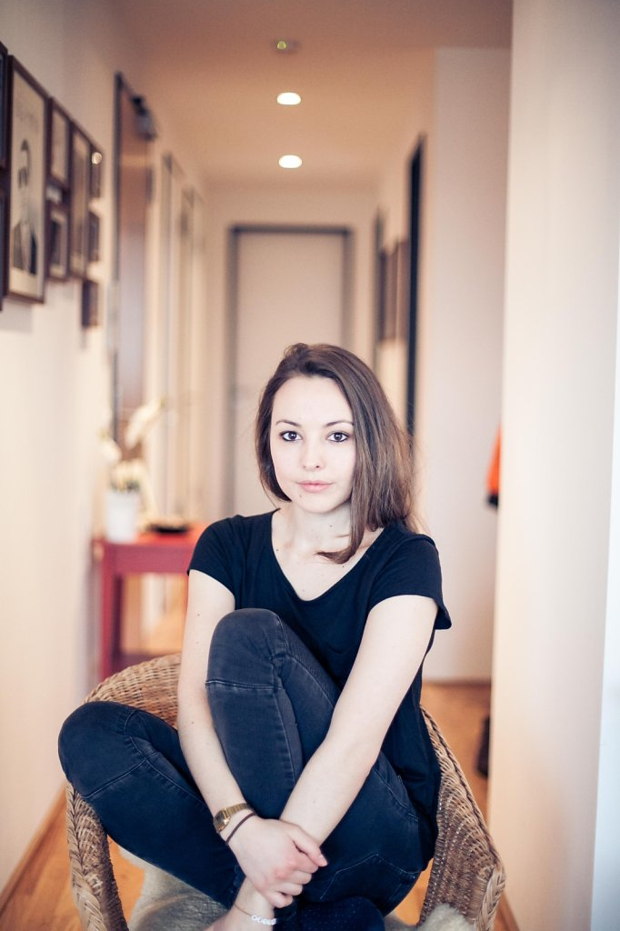 Julia Krüger - TV host